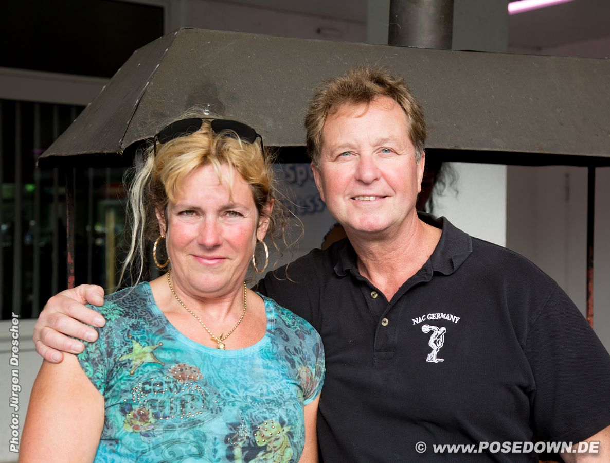"Esther und Harald Hoyler vom ""Fit for Life"" in Otterndorf"