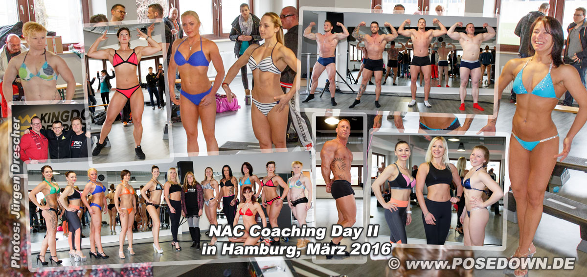 "NAC Coaching Day im ""Kingdom of Sports"" Hamburg"