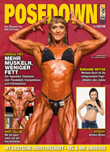 posedown cover